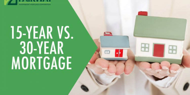 15-Year vs. 30-Year Mortgage