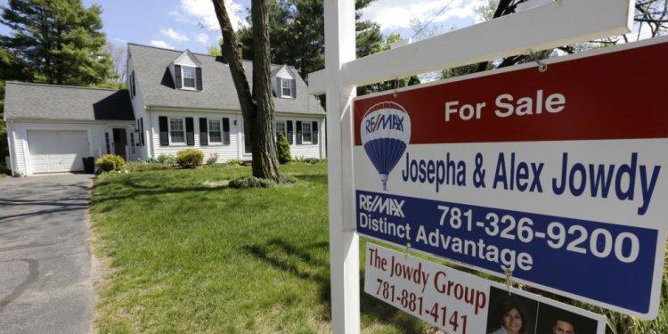 Average US 30-year Mortgage