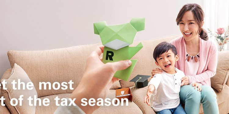 Get the most out of the tax