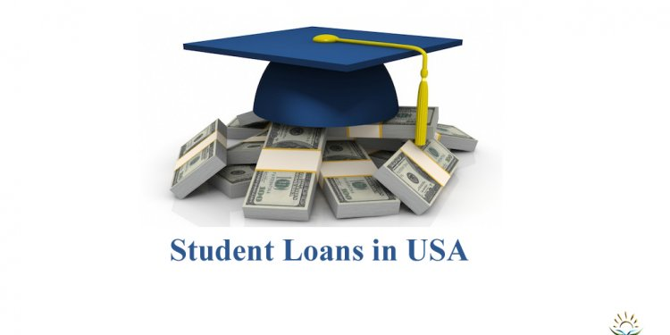 Process of USA student loans