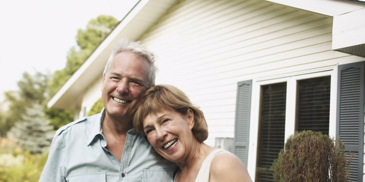 A reverse mortgage is a home