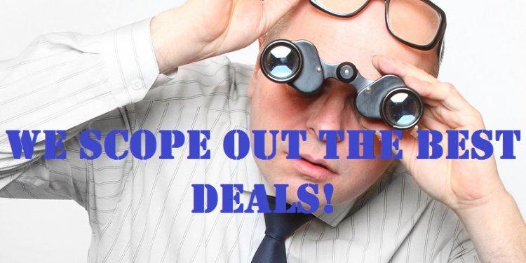 Best mortgage deals!