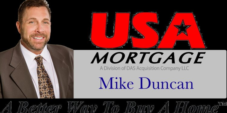 USA Mortgage Home - USA