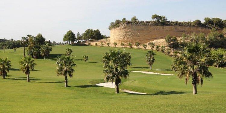 Golfcourses in Costa Blanca