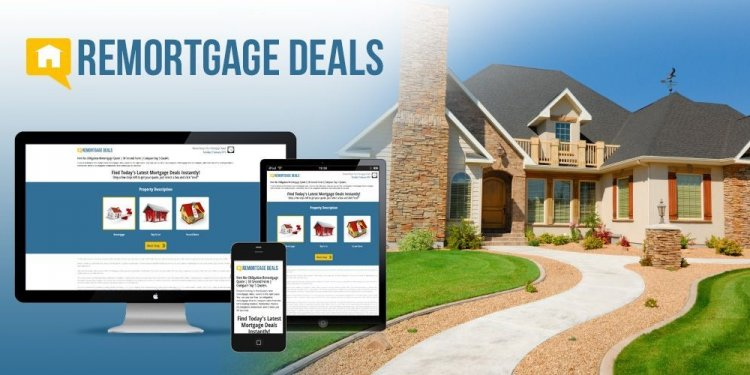Remortgage deals