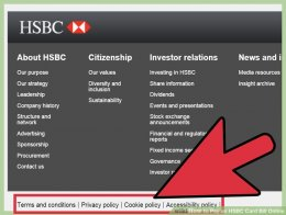 Image titled Pay an HSBC Card Bill Online Step 2