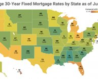Mortgage Rates 20 Year fixed refinance