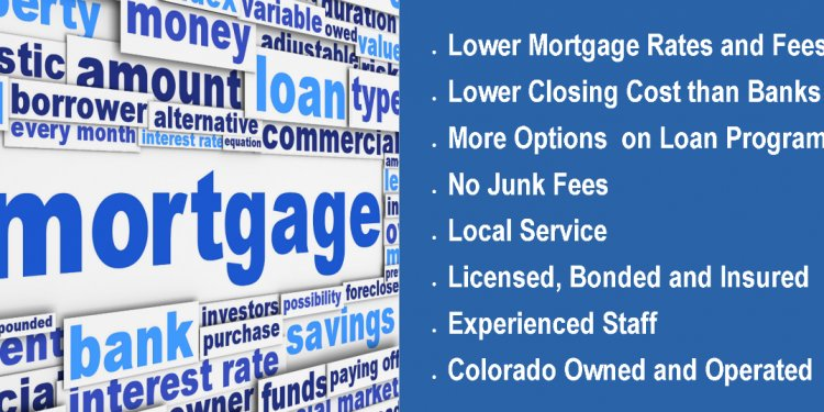Mortgage lowest rates